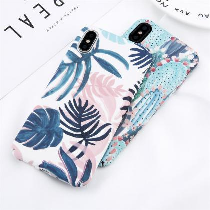 Phone case Popular Plant Flower ins..
