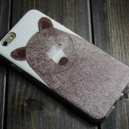 Phone cases bear awesome for teens ..