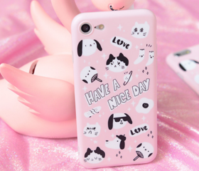 Phone case cute pet ..