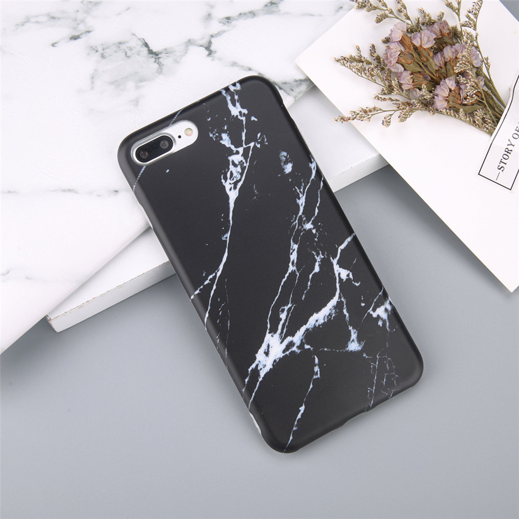 Black Clear Marble Battery Power iPhone Case iPhone 6,6s,6plus,6s plus,7,7plus,8,8plus, iPhone X cases