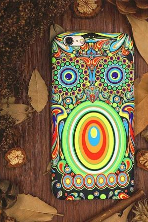Phone cases Owl awesome Animal for teens iphone5/5s/6/6s/6plus/6splus cases covers accessories smart phone cases phone skins