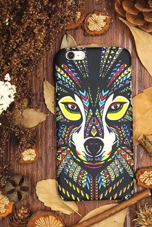 Phone cases wolf awesome Animal for teens iphone5/5s/6/6s/6plus/6splus cases covers accessories smart phone cases phone skins