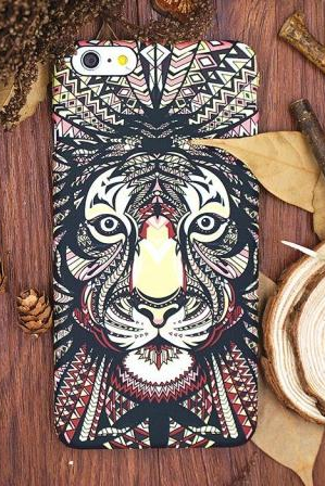 Phone cases Tiger awesome Animal for teens iphone5/5s/6/6s/6plus/6splus cases covers accessories smart phone cases phone skins