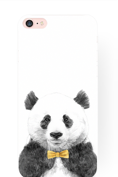 Phone case cute panda Girly cool Animal iphone 5,5s,6,6s,6plus,7,7plus cases covers accessories smartphone cases phone skins