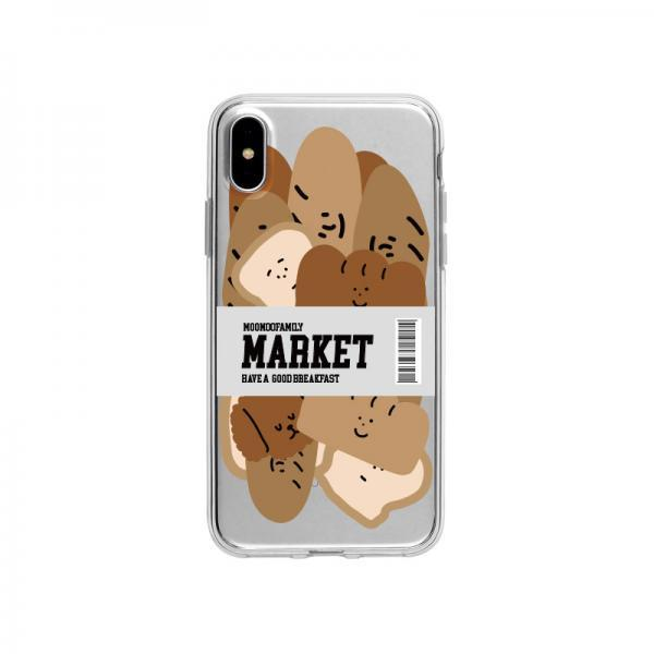iPhone Case Cute Vegetable Clean For Girls iPhone 7/iPhone 8/iPhone 7 Plus/iPhone 8Plus /iPhone x cases covers accessories smart phone cases phone skins