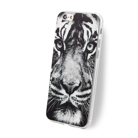 Phone case Black Tiger cool awesome Animal iphone5/5s/6/6s/6plus/6spluscases covers accessories smart phone cases phone skins